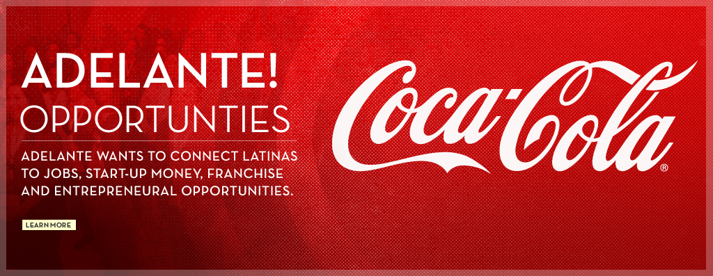 Adelante! Opportunities With Coca-Cola