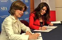 The Adelante Movement & SBA Join Forces to Empower Latina Women