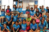 Latinas in Tech: Miami Non-Profit CodeLLa Kicks Off Summer Program in the Cloud with New Partnership