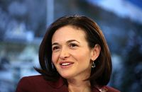 Facebook & Lean In's Sheryl Sandberg on How Everyone Can Promote Diversity
