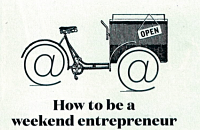 How to Be a Weekend Entrepreneur