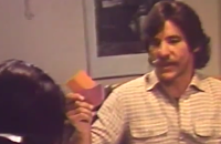 Geraldo Rivera with Nely (Alvarez) Galan
