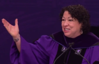 Justice Sonia Sotomayor - NYU Graduation Speech