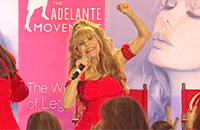 Latina Icon - Charo's Exercise  Rap